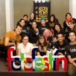 Voluntarios fotofestín Festival de Fotografia Voluntariado en México