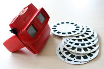 view-master juguetes de imágenes para ver fotografías