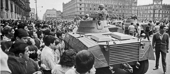 jesus fonseca movimiento estudiantil 1968