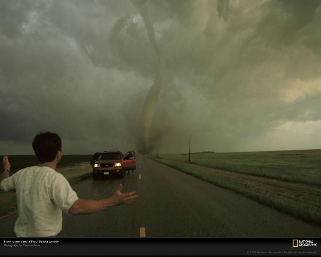 Can You Outrun A Tornado In A Car