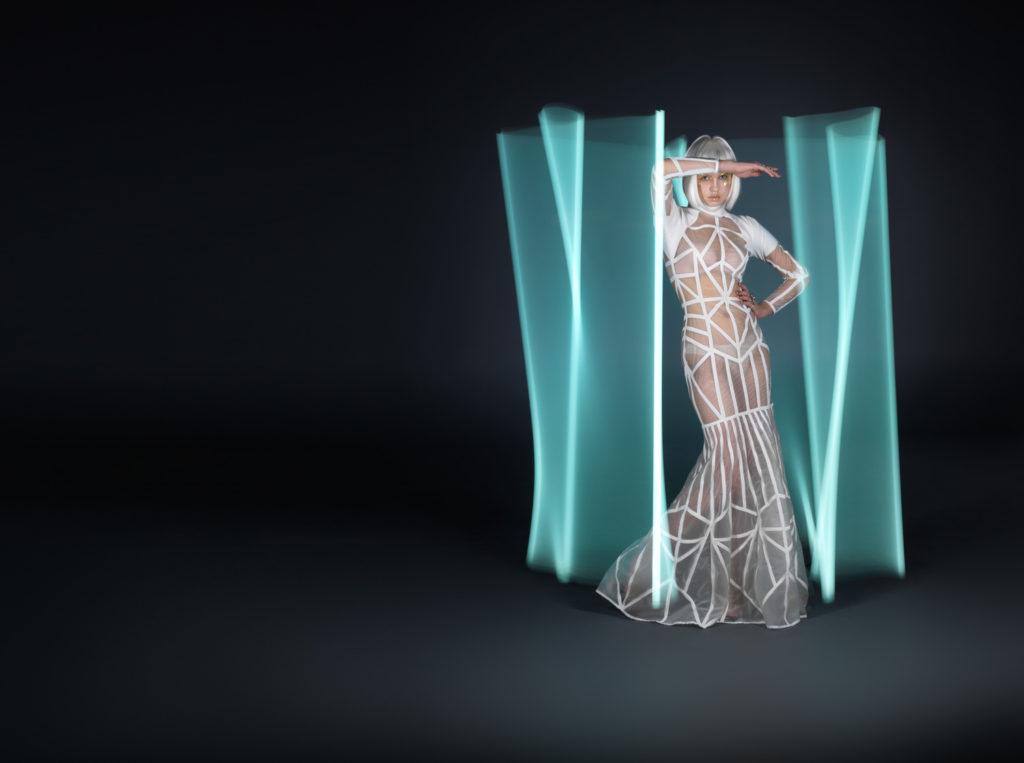 Karl Taylor Fashion light Fotógrafo de moda con lightpainting festival de fotografia fotofestin