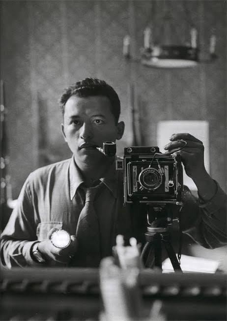 Nacho López, Autoretrato, fotofestín