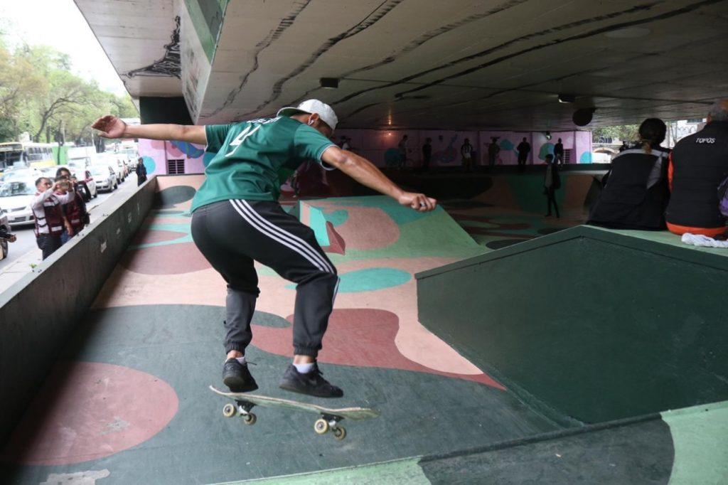 Skatepark, San Cosme, Cuahtemoc