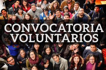 Convocatoria de Voluntariado Festival de Fotografía fotofestín voluntariado en méxico