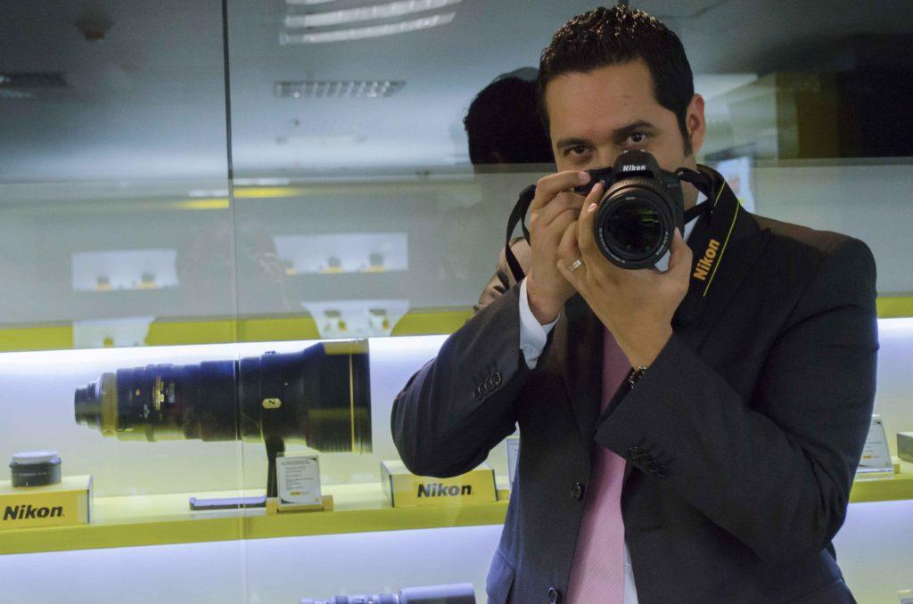 Nikon School Julio Meneses fotofestín