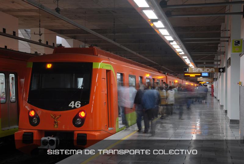 Sistema de Transporte Colectivo Metro fotofestín