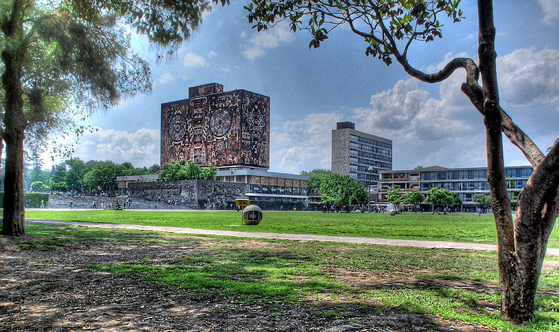 UNAM Ciudad Universitaria Islas fotofestin
