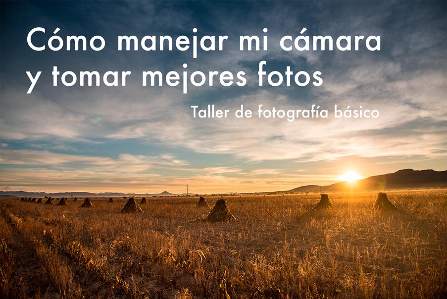 Taller cómo tomar mejores fotografias fotofestin claudio briones