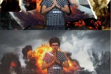 Max Asabin ediciones con photoshop