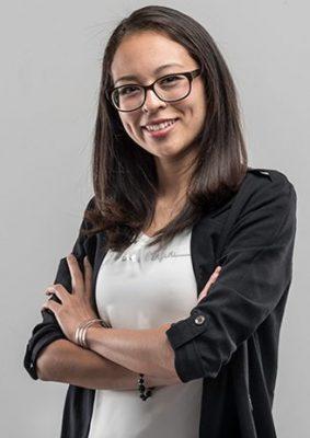 Ariana Oropeza Directora de fotofestin Gestion de proyectos