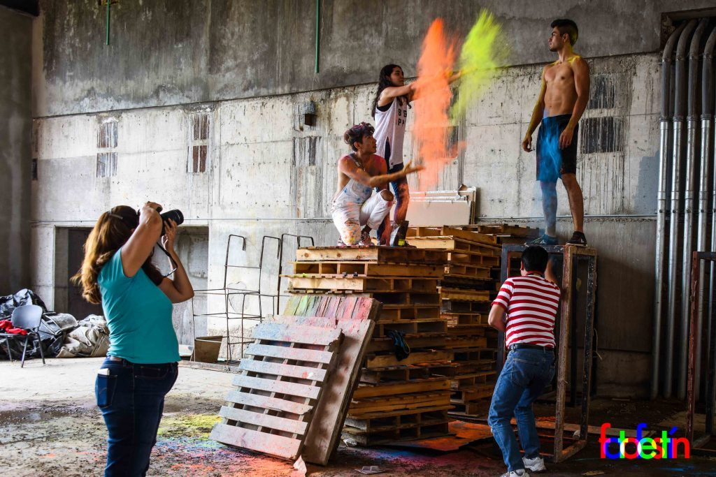 Conferencias y talleres de fotografía fotofestin
