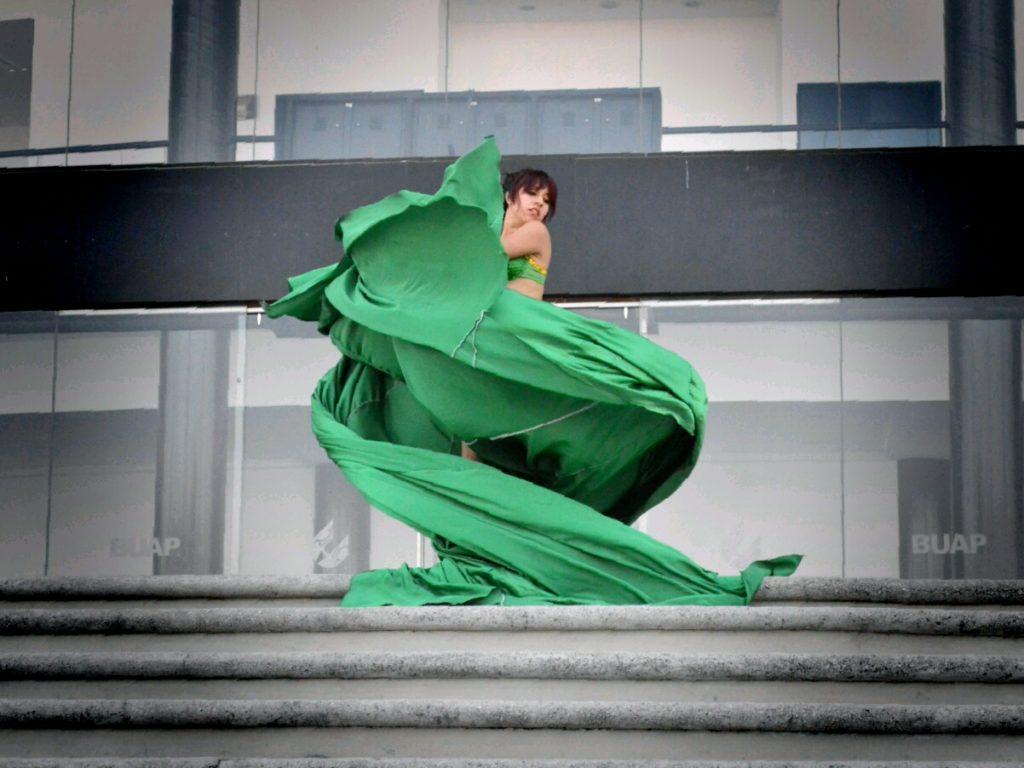 Festival Universitario de Fotografía fotofestin en la BUAP Puebla Diana Castro