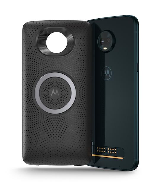 Moto Z3 Play Bocina Moto Mod fotofestin celulares para fotografos 3