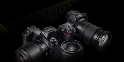Z 1 nueva camara mirrorless de Nikon sin espejo full frame fotofestin talleres de fotografia