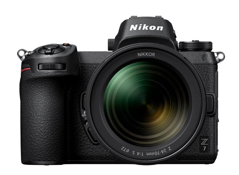 Z 1 nueva camara mirrorless de Nikon sin espejo full frame fotofestin talleres de fotografia1