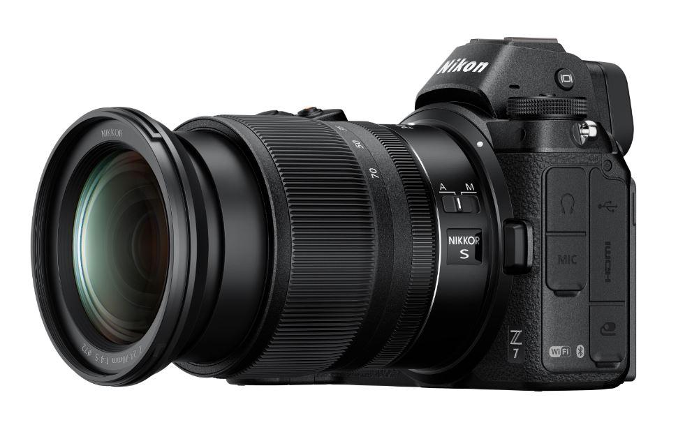 Z 1 nueva camara mirrorless de Nikon sin espejo full frame fotofestin talleres de fotografia2