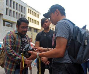 Steven Zatarain fotofestin 4 semana de la fotografia udg universidad de guadalajara Juan Carlos Angulo