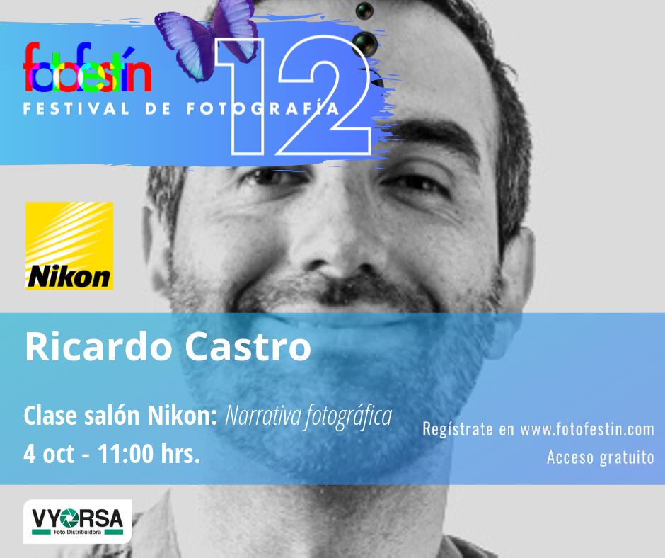 Ricardo-Castro-clase-narrativa-festival-de-fotografía-fotofestín-ff19mx-nikon-fes-acatlán