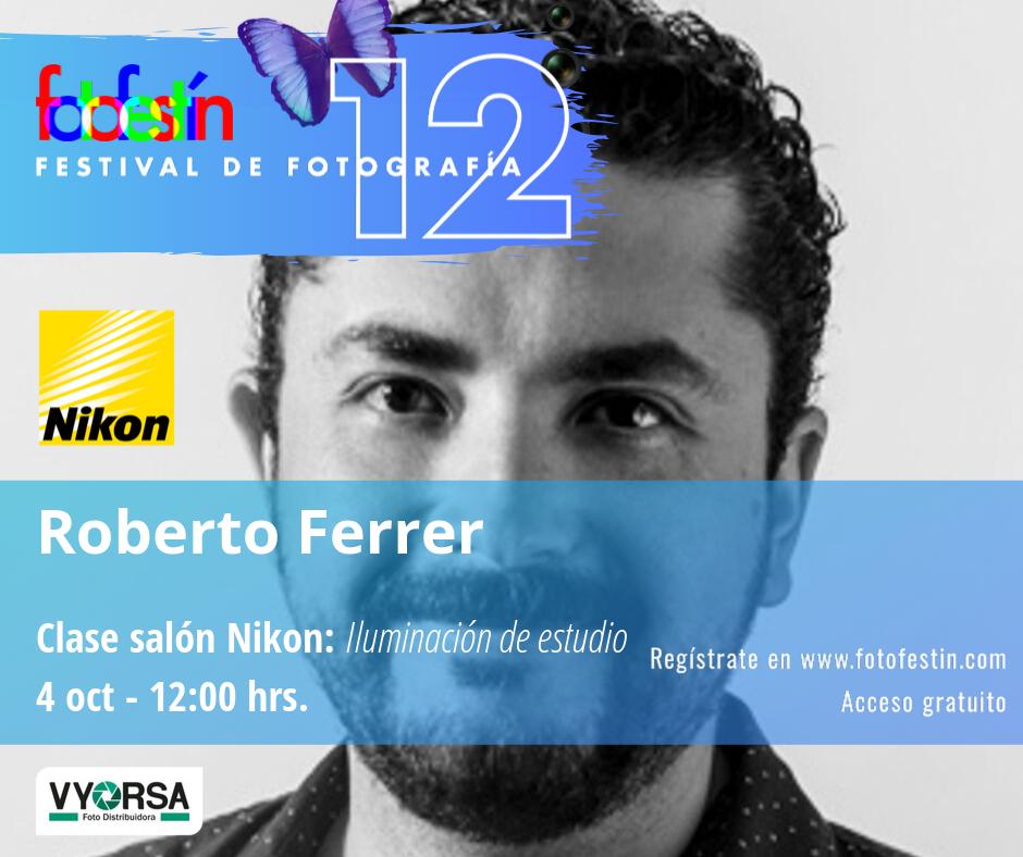 Roberto-Ferrer-clase-iluminación-festival-de-fotografía-fotofestín-ff19mx-nikon-fes-acatlán