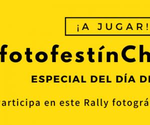 Rally fotográfico del día del niño fotofestinchallenge juegos para niños