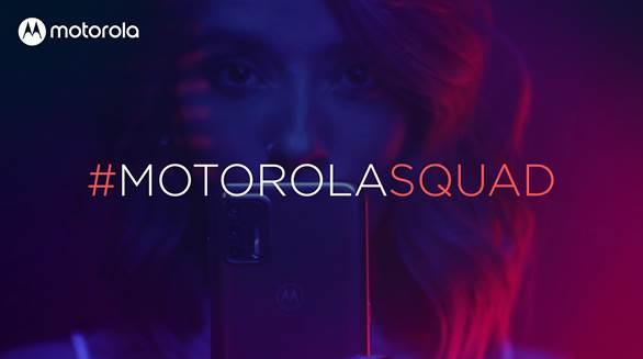 Motorola squad convocatoria creadores de contenido fotofestín