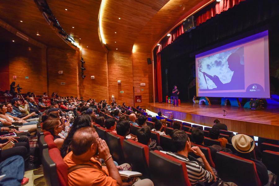 Auditorio Facultad Ciencias Políticas y sociales UNAM FEstival de Fotografia fotofestin 2017 ff17mx