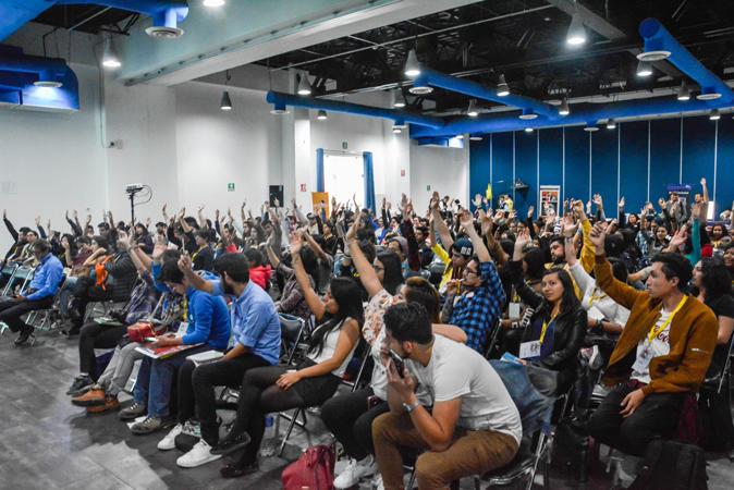 Festival de Fotografía fotofestín BUAP Benemerita Universidad Autonoma de Puebla ffbuap 2018 conferencia