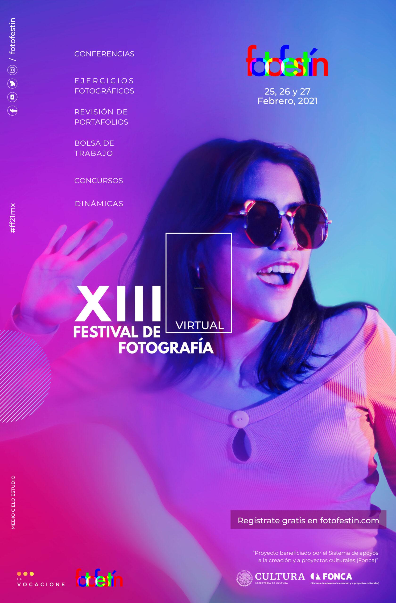 XIII Festival de Fotografía fotofestín 2021
