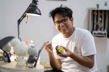Riser Mr Mitote cangeles mexico motorola refugio artista mexicano